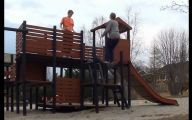 Funny Parkour Fails 34 High Resolution Wallpaper