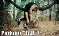 Funny Parkour Fails 9 Background