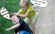 Funny Pictures Of Babies 9 Wide Wallpaper