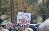 Funny Protest Signs 17 Desktop Background