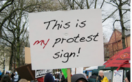 Funny Protest Signs 20 High Resolution Wallpaper