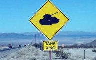 Funny Road Sign 52 High Resolution Wallpaper