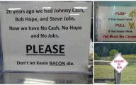 Funny Signs Around The World 1 Widescreen Wallpaper