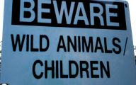 Funny Signs Around The World 25 Background Wallpaper