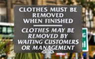 Funny Signs Around The World 8 Wide Wallpaper