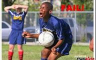 Funny Sports Fails 32 Background Wallpaper