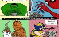 Funny Superhero Costumes 11 High Resolution Wallpaper