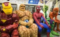 Funny Superhero Costumes 16 Free Wallpaper
