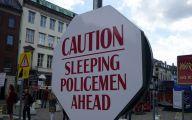 Funny Traffic Signs 1 High Resolution Wallpaper