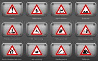 Funny Traffic Signs 3 Hd Wallpaper