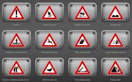 Funny Traffic Signs 3 Hd Wallpaper