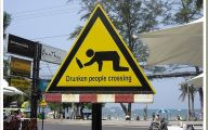 Funny Traffic Signs 6 Hd Wallpaper