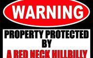 Redneck Funny Signs 24 High Resolution Wallpaper