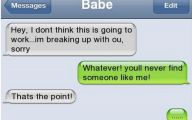 Funny Text Messages 11 Widescreen Wallpaper