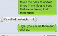 Funny Text Messages 5 Free Wallpaper