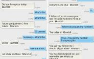 Funny Text Messages 6 Wide Wallpaper