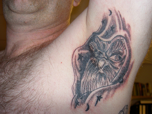 Funny Armpit Tattoos 33 Desktop Background