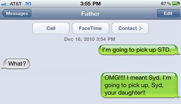 Funny Autocorrect Fails 10 Wide Wallpaper