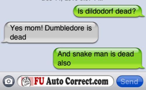 Funny Autocorrect Fails 11 Widescreen Wallpaper
