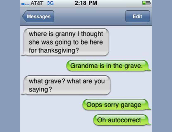 Funny Autocorrect Fails 31 Hd Wallpaper