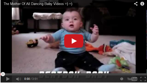 Funny Babies Dancing 12 High Resolution Wallpaper
