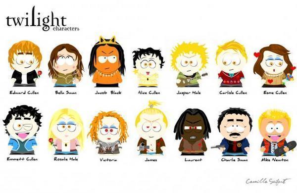 Funny Cartoon Characters 39 Widescreen Wallpaper
