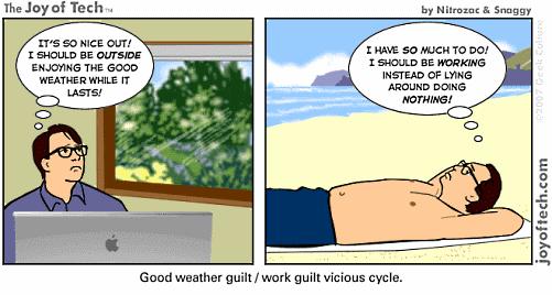Funny Cartoons About Work 1 Widescreen Wallpaper