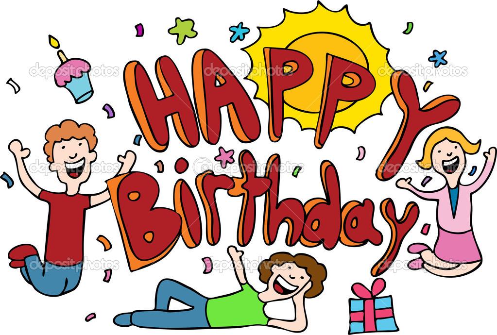 Funny Cartoons Birthday 1 High Resolution Wallpaper