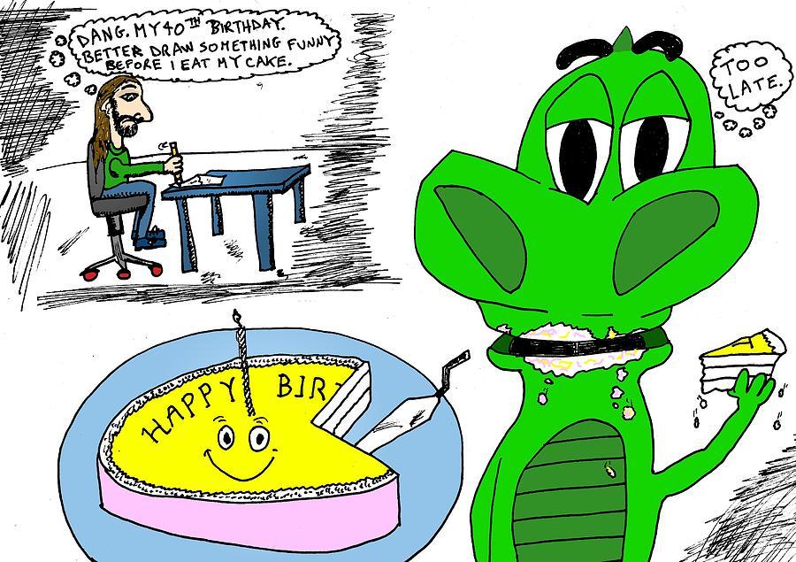 Funny Cartoons Birthday 24 Hd Wallpaper