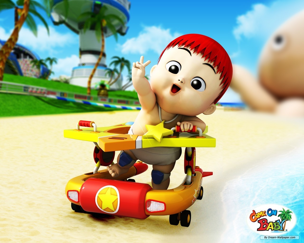 Funny Cartoons For Babies 21 Hd Wallpaper