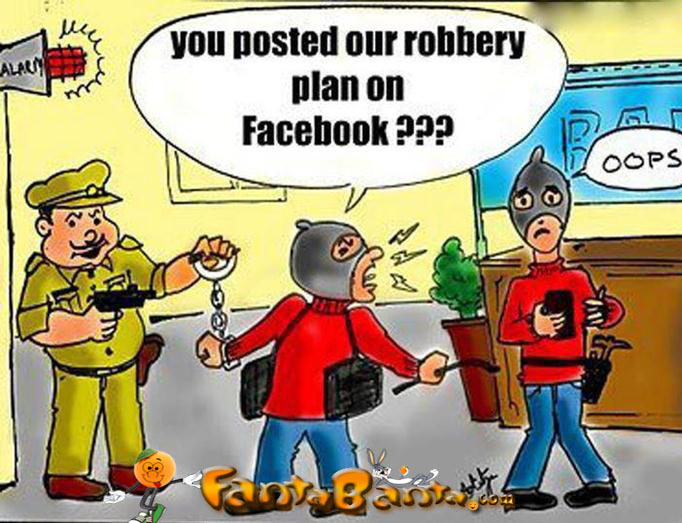 Funny Cartoons For Facebook 13 Wide Wallpaper