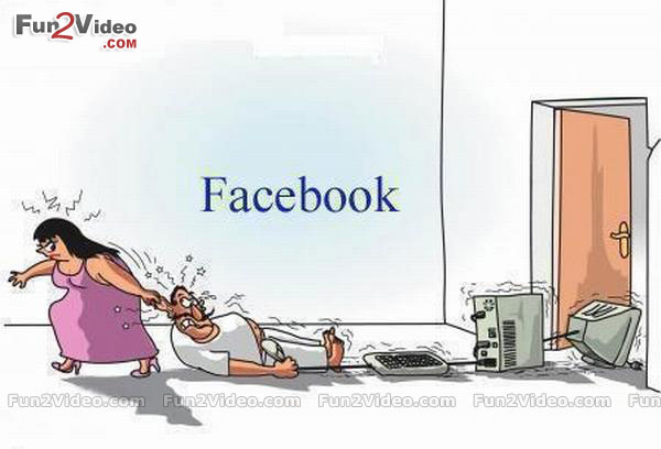 Funny Cartoons For Facebook 28 Background Wallpaper