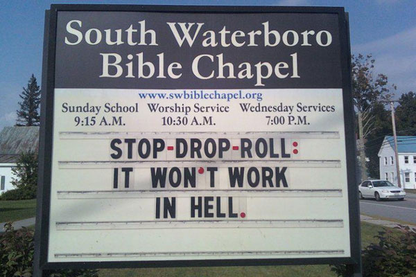Church Sign Quotes Gorgeous Funny Church Signs 31 Cool Wallpaper  Funnypicture