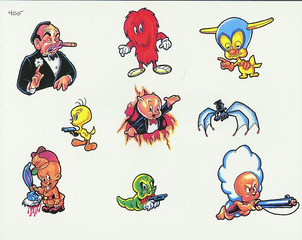 Funny Disney Tattoos 4 Desktop Wallpaper