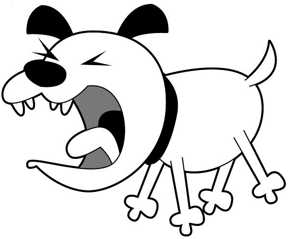 Funny Dogs Barking 14 Hd Wallpaper