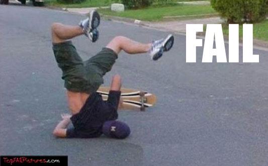 funny fails and falls - photo #2