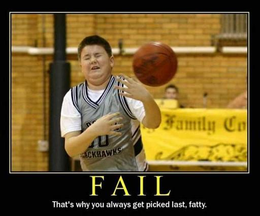 Funny Fails Basketball 32 Wide Wallpaper
