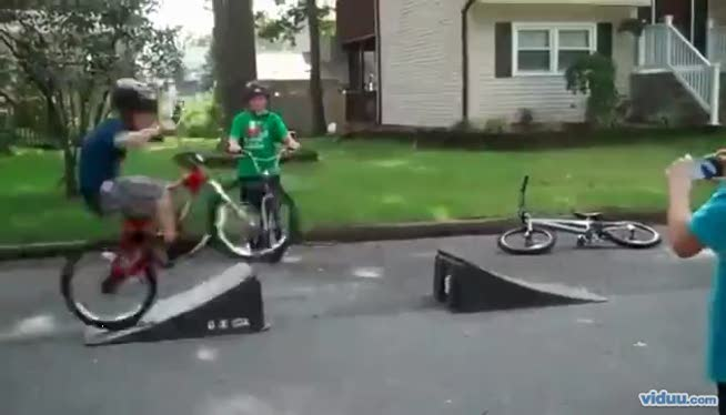 Funny Fails Bmx 41 Wide Wallpaper