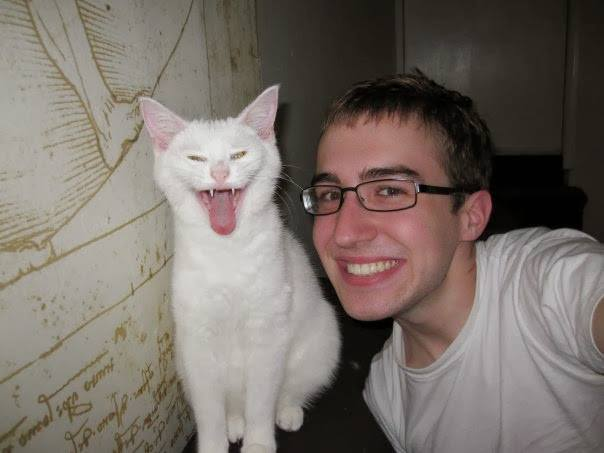 Funny Selfies With Animals 31 Widescreen Wallpaper
