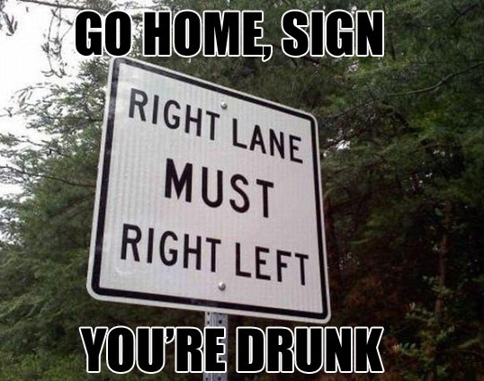Funny Signs About Drinking 12 High Resolution Wallpaper