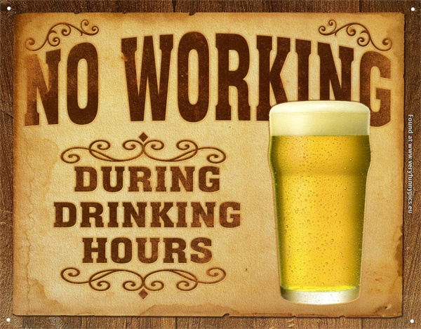 Funny Signs About Drinking 29 Free Hd Wallpaper