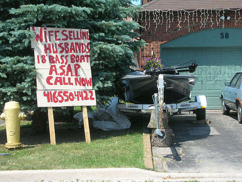 Funny For Sale Signs #20