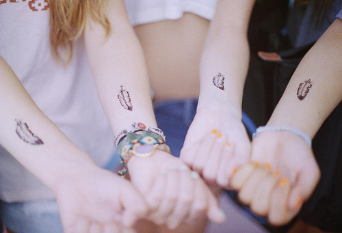 Funny Tattoos For Friends 30 Desktop Background