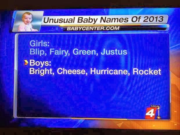 funny weird baby names - photo #18
