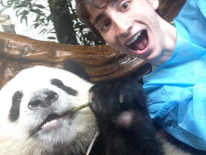 Most Funny Selfies 5 Widescreen Wallpaper