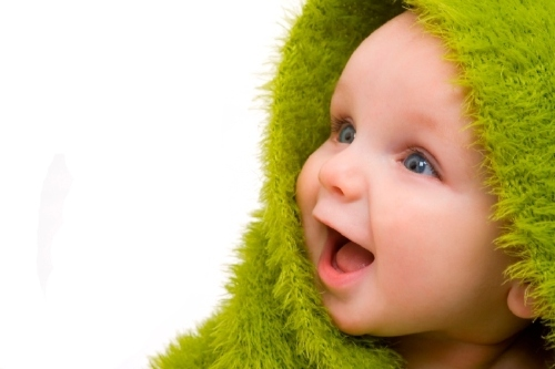 Babies Laughing 36 High Resolution Wallpaper