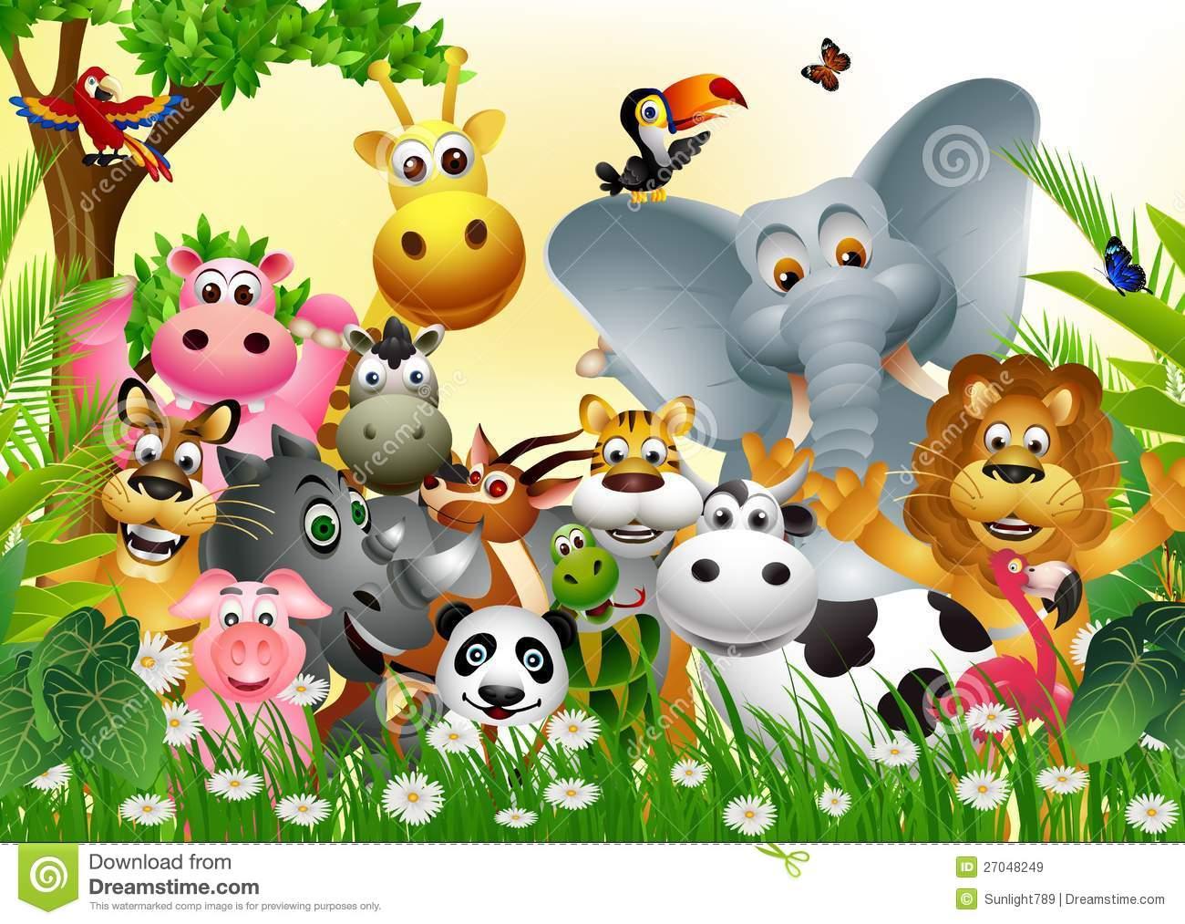 Funny Cartoon Animals Wallpapers Funny Animals Cartoon ...