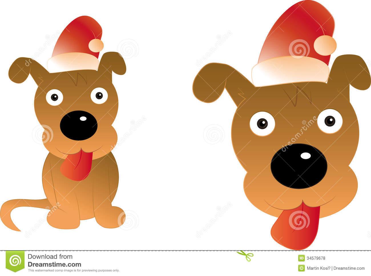 Funny Cartoon Dog 30 Background Wallpaper