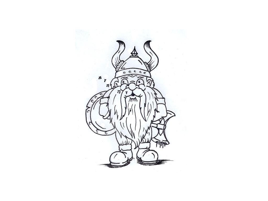Funny Cartoon Tattoo Drawings 26 Hd Wallpaper