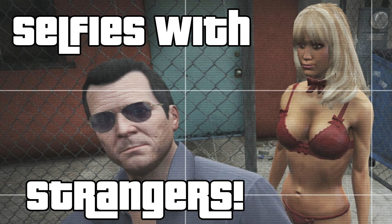 Gta 5 Selfies Funny 18 Cool Hd Wallpaper